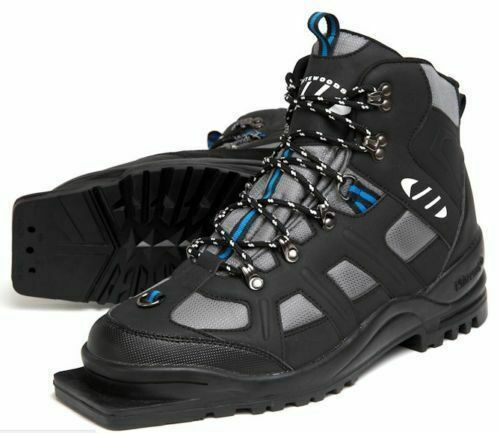 New Whitewoods 301 XC Size 46 cross country 75mm 3 Pin ski boots