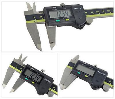 New Mitutoyo Absolute 6 Digital Caliper Brand 500-196-30 With Box