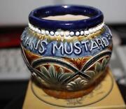 Colmans Mustard Pot
