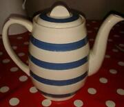 Staffordshire Blue White