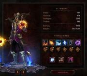 Diablo 3 Sorc