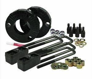 Syst. Suspension 2'' Silverado 1500 07-13