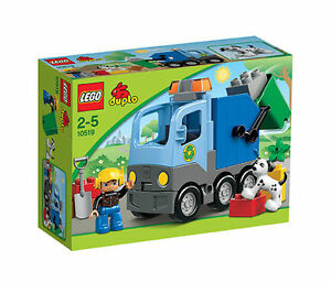 LEGO Duplo Müllabfuhr (10519) NEU OVP
