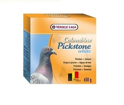 Versele Laga Colombine Pickstone White 24 x 650g Racing Pigeon food Feed
