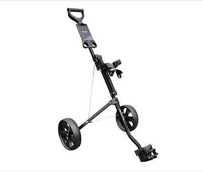 Masters Golf - 1 Series Junior Two Pull Golf Trolley/Cart £29.99 + FREE Delivery