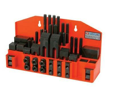 Vertex Ck-104b 52pc Steel Clamping Kit For 58 T-slot Milling Machine Taiwan