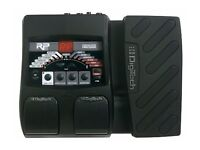 Digitech RP90 with Expression Pedal