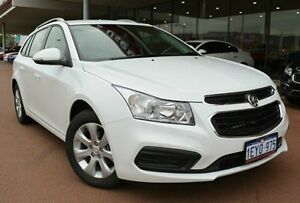 2015 Holden Cruze JH Series II MY16 CD Sportwagon White 6 Speed Sports Automatic Wagon Gosnells Gosnells Area Preview
