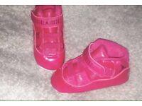 Brand new unisex baby air Jordan's