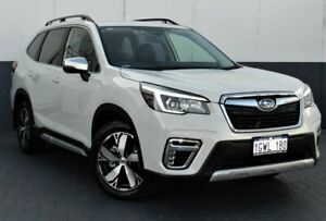 2019 Subaru Forester S5 MY19 2.5i-S CVT AWD White 7 Speed Constant Variable Wagon Maddington Gosnells Area Preview