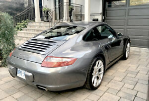 2008 Porsche 911 Carrera 4 Coupe (2 door)