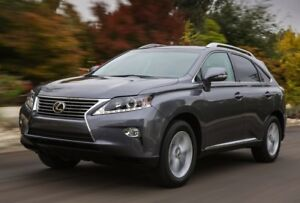 2014 Lexus RX350 Technology Package, remote starter, Navigation