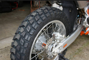 New KTM 990 Dual Sport Adventure Mefo Rear Tire for sale size 1