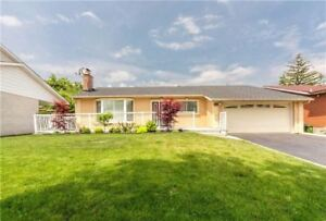 Very Well Maintained Single Family Detach Bungalow! Wow!