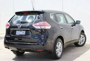 2015 Nissan X-Trail T32 ST X-tronic 2WD Black 7 Speed Constant Variable Wagon Berwick Casey Area Preview