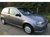 2007 Chevrolet Kalos 1.1 with Full Years MOT