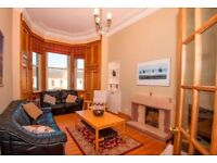 Edinburgh Festival Let: 4 bedroom; Extra Bed Option: Sleeps 9; Lounge, dining Kitchen; 2 bath+WIFI