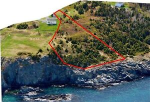 221ft Ocean Frontage Lot with Privacy & Panoramic Ocean Views St. John's Newfoundland image 1