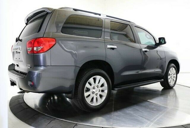 Image 7 Voiture American used Toyota Sequoia 2016