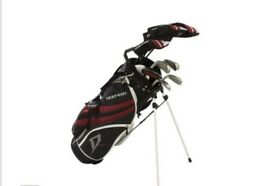Wilson Deep Red XD Set (second-Hand) £100