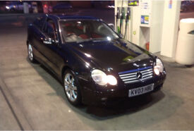 Mercedes C220 - low mileage