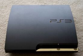 PS3 SLIM IN MINT CONDITION