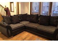 Dfs Shannon corner sofa. Delivery