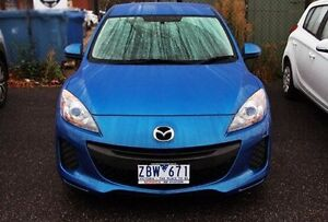 2012 Mazda 3 BL10F2 Neo Activematic Blue 5 Speed Sports Automatic Hatchback Berwick Casey Area Preview
