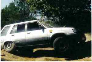 WANTED TOYOTA TERCEL