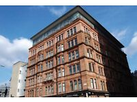 Glasgow City Centre - 2 bedroom, 2 bathroom Exec flat in excellent location - rarely available