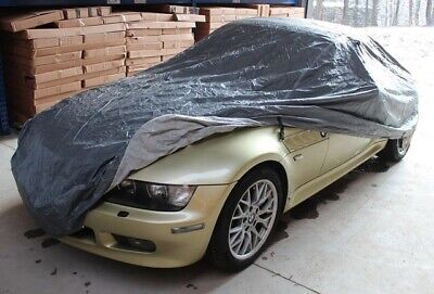 E85 BMW Z4 High Quality Breathable Full Car Cover Water Resistant
