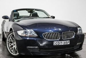 2007 BMW Z4 E85 MY07 Steptronic Blue 6 Speed Sports Automatic Roadster Rozelle Leichhardt Area Preview
