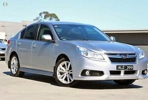 2014 Subaru Liberty B5 MY14 2.5i Lineartronic AWD Premium Silver 6 Speed Constant Variable Sedan Nunawading Whitehorse Area Preview