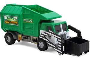 Tonka Mighty Motorized Garbage Truck New in Box