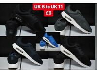 d547ae2ee7cab WHOLESALE SPORTS AIR MAX TRAINERS 14 PAIRS IN A BOX RE SELL BULK JOBLOT  MANCHESTER CLEARANCE