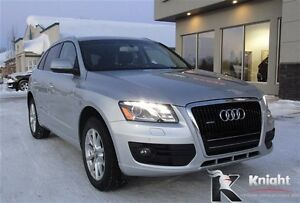 2012 Audi Q5 3.2L Premium Heated Leather Remote Start NAV