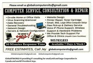 Buffelo City Computer support Please call 9057831833 Low Cost$