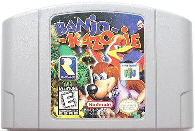 Helden bei diesem Spiel: Banjo und Kazooie (George Tremoulis (CC BY-ND 2.0))