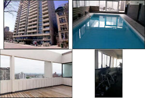 Heart of Downtown Apartment(sublet on July)