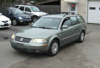 We are now Dismantling this VW Passat 2001 wagon