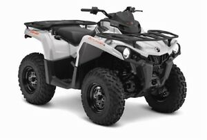 Used 2015 Can-Am Can-Am Outlander L 500 Grey