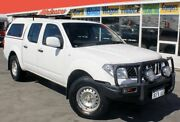 2013 Nissan Navara D40 MY12 RX (4x4) 6 Speed Manual Dual Cab Pick-up Cannington Canning Area Preview