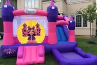 Bounce house rentals includes delivery