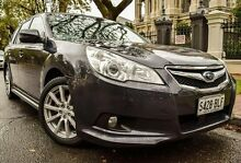 2010 Subaru Liberty B5 MY10 2.5i Lineartronic AWD Premium Grey 6 Speed Constant Variable Wagon Medindie Walkerville Area Preview