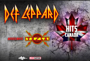 Def Leppard, 17/07/2019, Centre Bell, Rouge  112-M