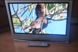 """26"""" Sony with Built-in Freeview and HDMI"""