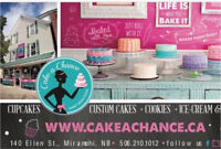 Wedding cakes, cupcakes and mote