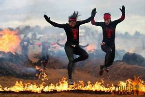 Tough mudder tickets available - happy to negotiate on price Rosebery Inner Sydney Preview