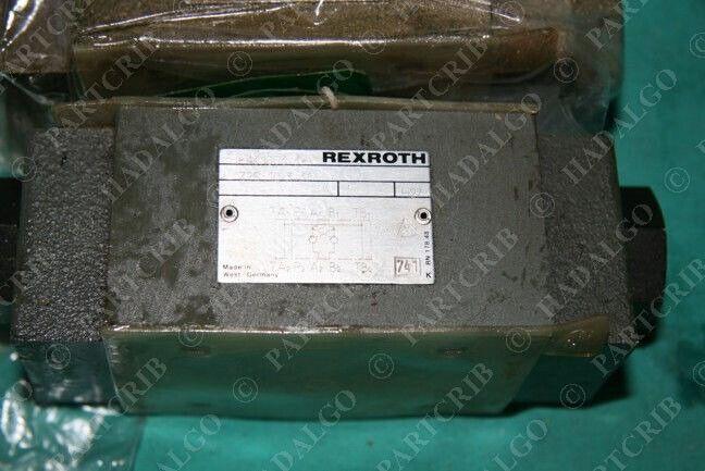 Rexroth flow check valve Z2S 10-3-31 431003/3 throttle
