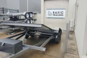Car Carrier 16x6 (Hydraulic Tilt!!) Aussie Built! 1990kg ATM Holden Hill Tea Tree Gully Area Preview